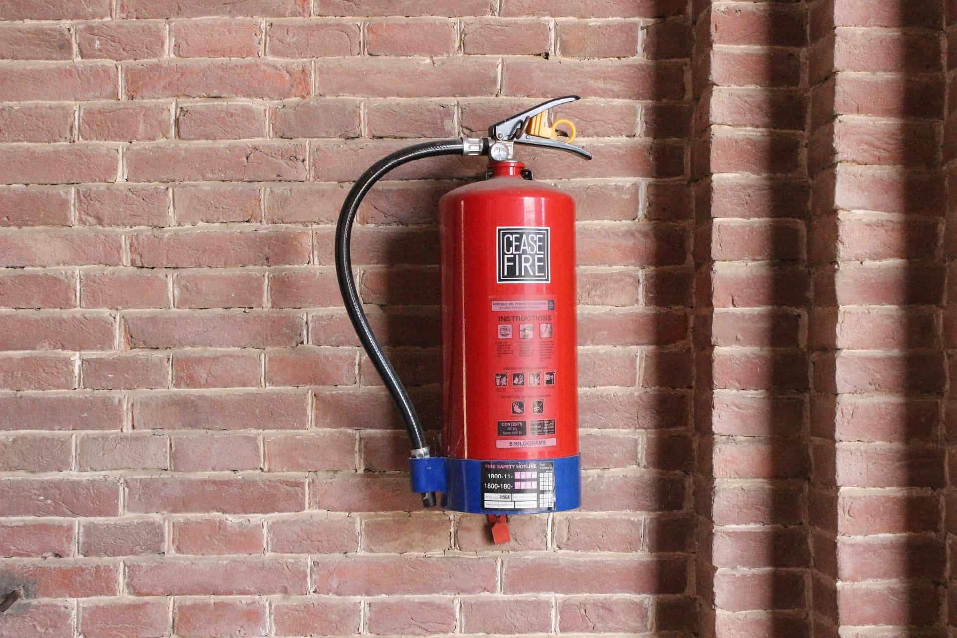 Feuerlöscher: Test & Empfehlungen (01/20)