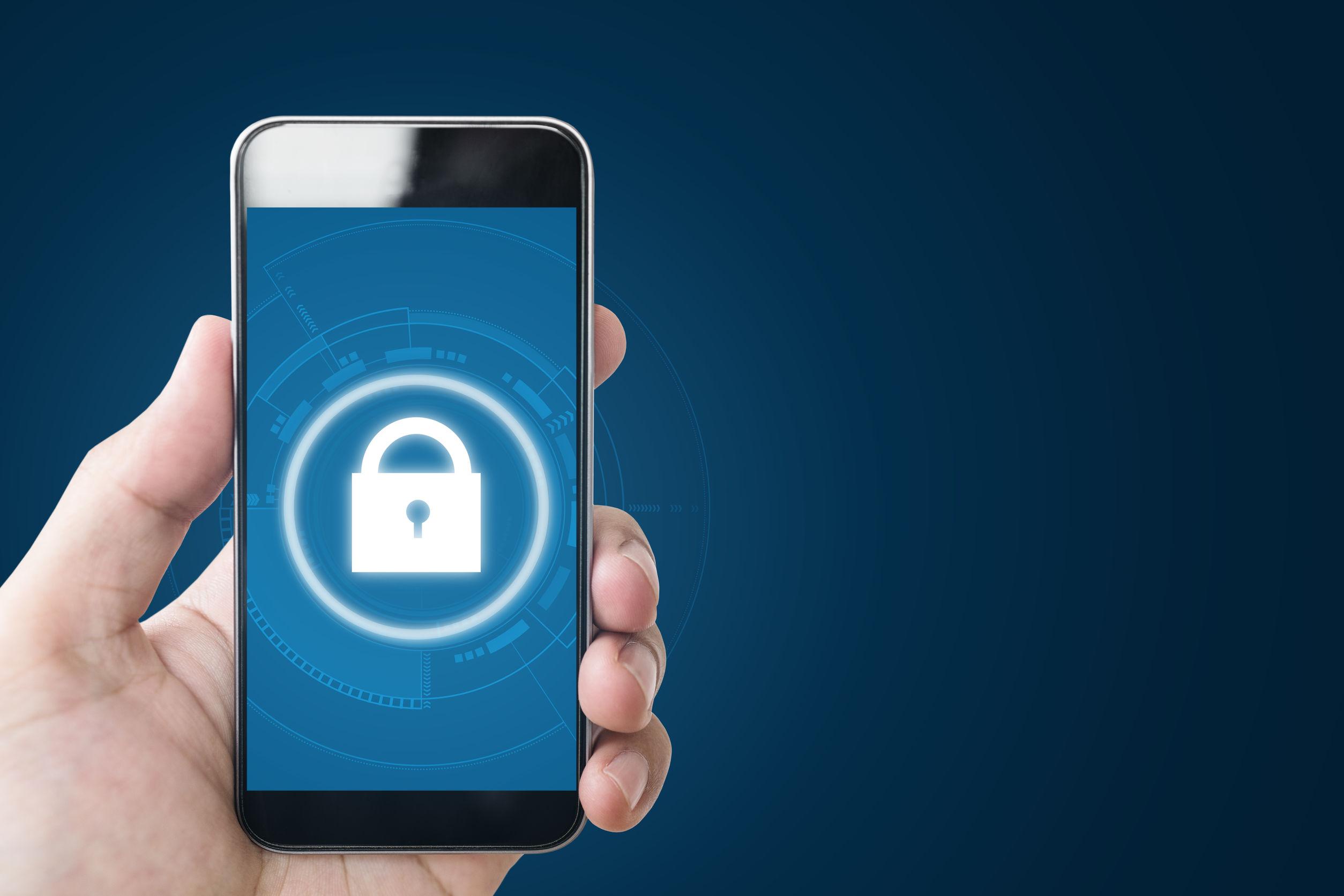 Diebstahlschutz Handy