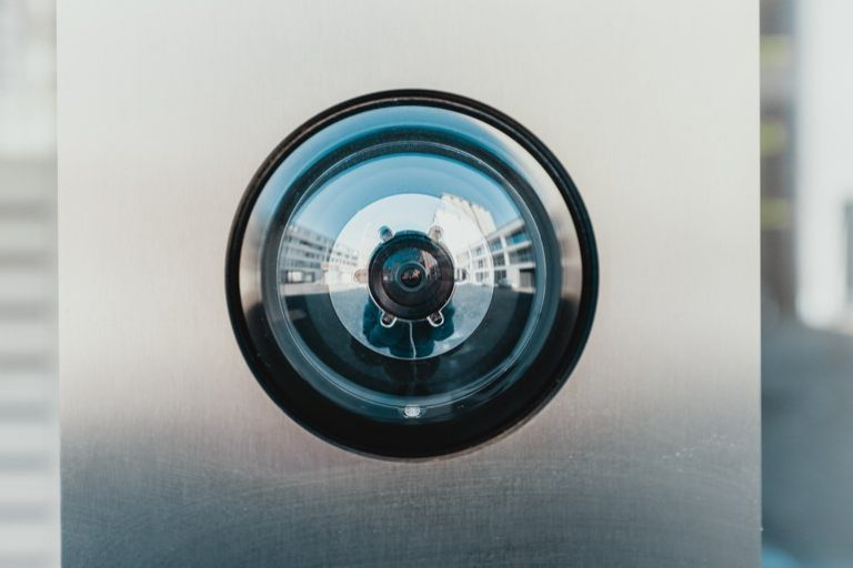 Türsprechanlage mit Kamera-1